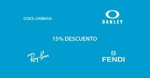 opticalia descuento 15% en denia