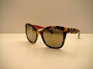 gafas de sol espejo marrones docle gabanna